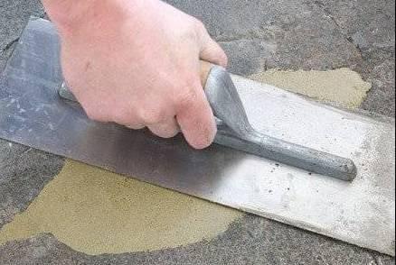 Epoxy sửa chữa bê tông
