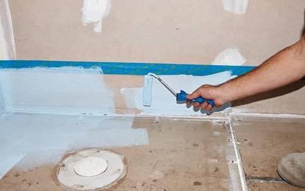 Sơn chống thấm cho tường & sàn nhà vệ sinh